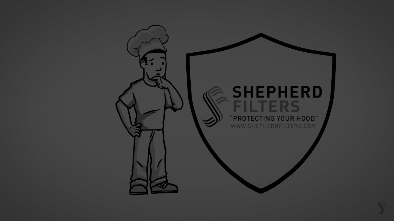Shepherd Filters Disposable Grease Filters