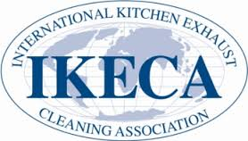 • Member of the International Kitchen Exhaust Cleaning Association (IKECA)