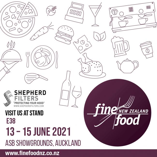 Fine Food NZ 2021
